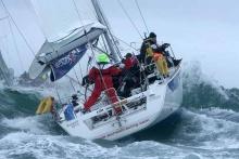 Round The Island Race   Yacht Racing   Sunsail