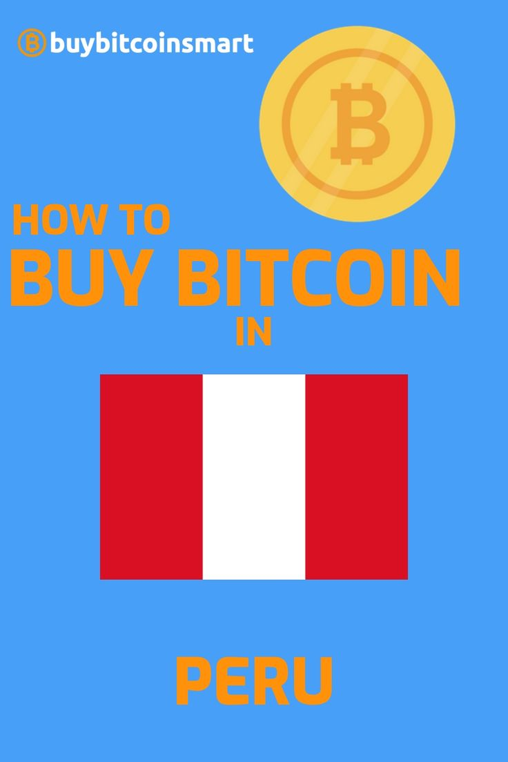 Find the best cryptocurrency exchanges to buy bitcoin in Peru. Read our step-by-step guide and find the best crypto exchanges to purchase BTC safely. Do you already hold bitcoin or any other cryptocurrency? What's your largest holding? Drop a comment! #buybitcoinsmart #bitcoin #crypto #buybitcoin #hodl #peru #bitcoinperu #cryptoperu #cryptocurrency #btc
