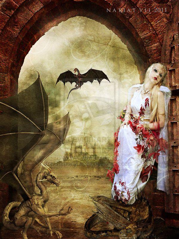 Daenerys-targaryen Mother of Dragons