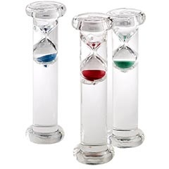 Pier 1: Hour Glass Tube