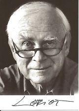 LORIOT ++ Vicco von Bülow ++ Autogramm ++ Comedian Legende – #Autogramm #Bülow…