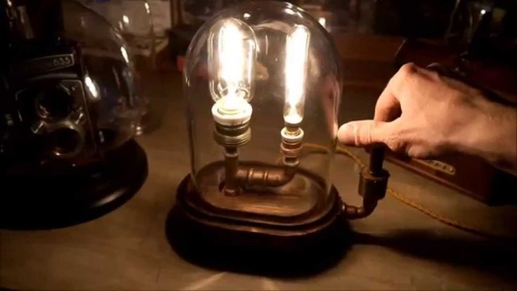 Dome Lamp by Das Kabinett Watches - YouTube