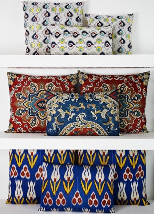#Yastik #RifatOzbek #textiles #pillows