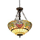 Found it at Wayfair - Victorian 2 Light Hester Inverted Ceiling Pendent