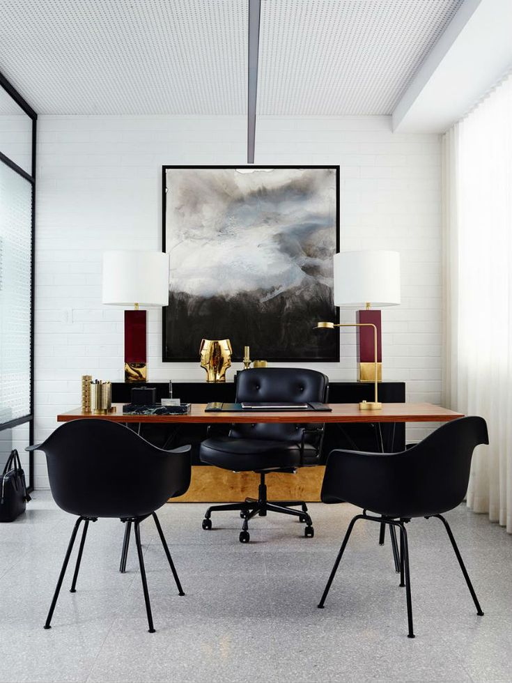 7 Chic Home Office Chairs That Will Make You A Stylish Workaholic