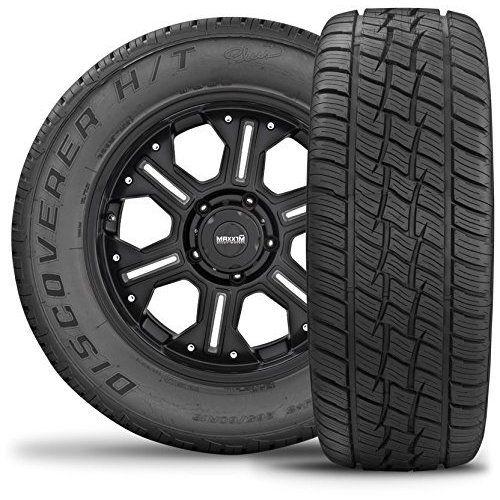 Cooper Discoverer H/T Plus All Season Tire - 255/55R18 109T