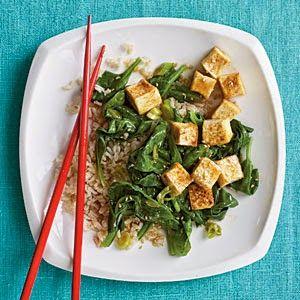 Korean-Inspired Sautéed Tofu | Foodking