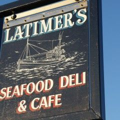 the most fantastic seafood deli near south shields, tyne and wear - best crab and chips and best king scallops!!!!