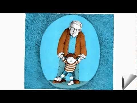 UN PASITO Y OTRO PASITO. Autor: Tomie de Paola. La infancia y la vejez se dan la mano en esta historia en la que primero es el abuelo el que enseña a caminar al nieto y después será el niño el mejor apoyo para el anciano