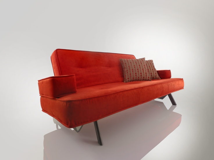 Sofa-bed by Chrisovitsiotis-Evita model  xdesign.gr