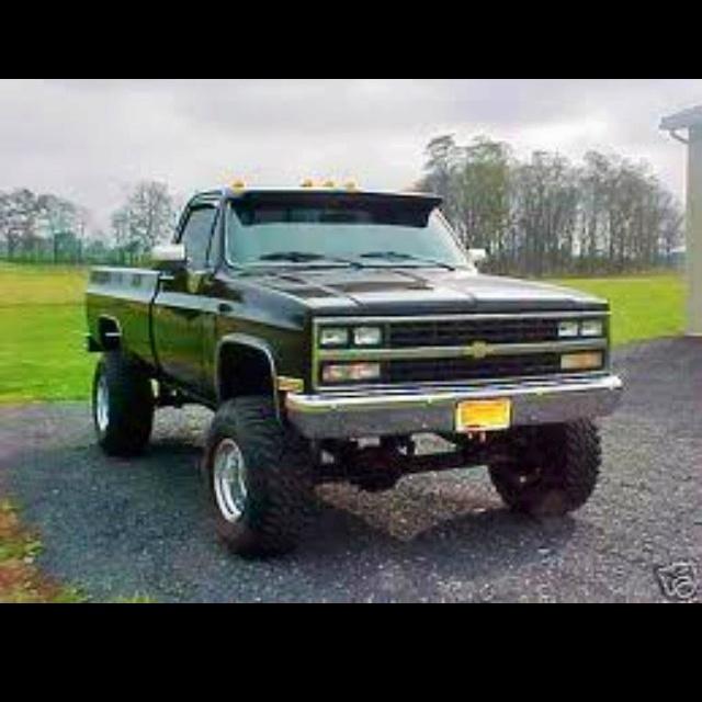 Chevy Truck Wheels >> Dream Truck | Dreamin | Pinterest | Wheels, Engine and Cars