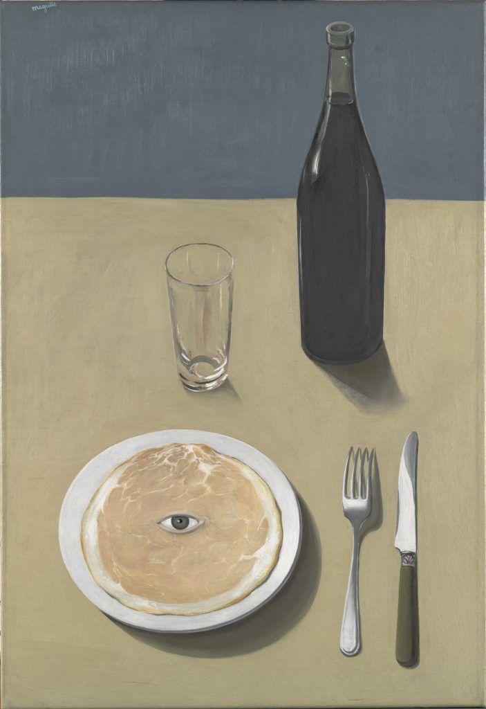 René Magritte (1898-1967, Belgium) | 1935 (NY, MoMA)