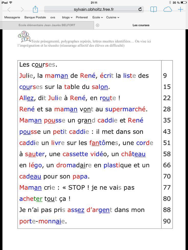 Declic Gammes De Lecture Ce1 Fluence Ce1 Pinterest - Resep ...