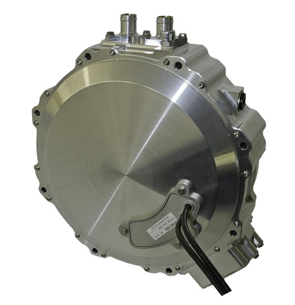 YASA-400 - Electric Motor