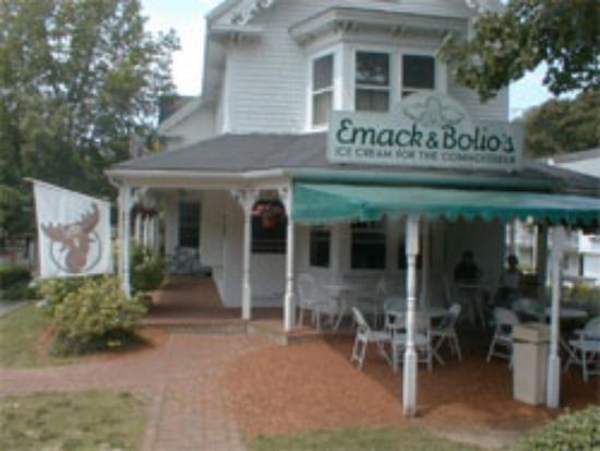Emack and Bolio's, Orleans - Restaurant Reviews - TripAdvisor