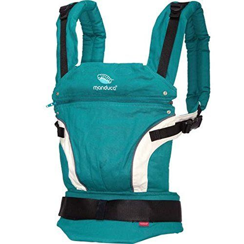 WORLDWIDE FREE SHIPPING Authentic Manduca Baby Carrier Manduca Petrol / NewStyle Edit item    Priced at $119.99
