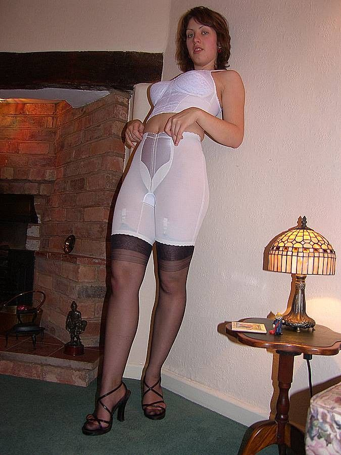 Belt over pantyhose sex girls