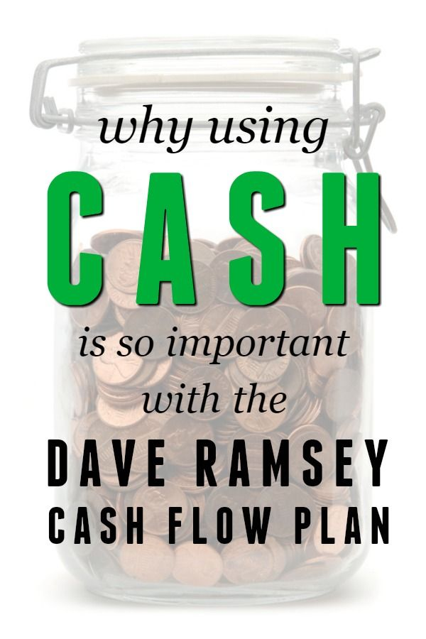 Wondering why cash is so important to Dave Ramsey? If you're interested in using Dave Ramsey's monthly cash flow plan, here's a comprehensive guide to why Cash is King.