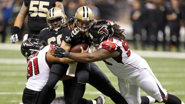 VIDEO:    The Falcons will look to stay undefeated on Thursday against the 1-4 Saints.