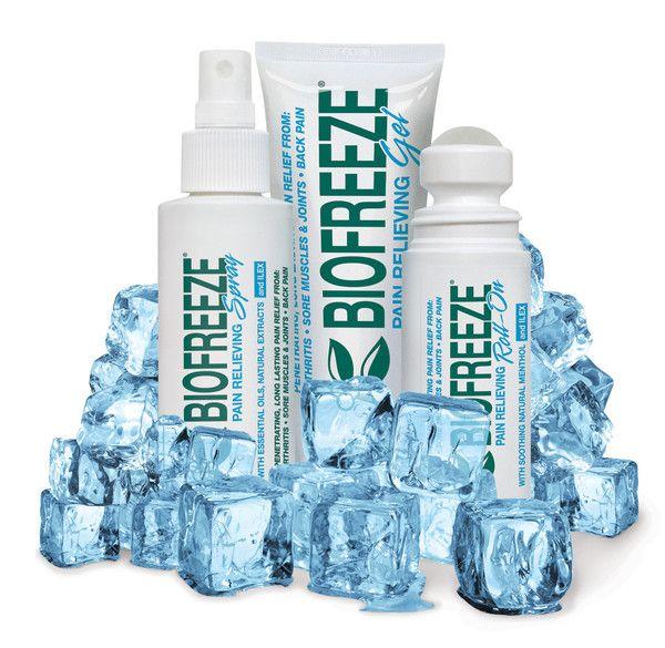 Rivantis Mother's Day Sale - Biofreeze - Gels, Spray & Roll-on $19.95 (Reg. $21 - $25)