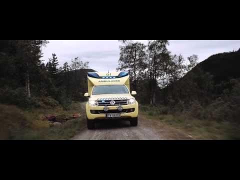 Winner Ambulance tender Norway: VW Amarok