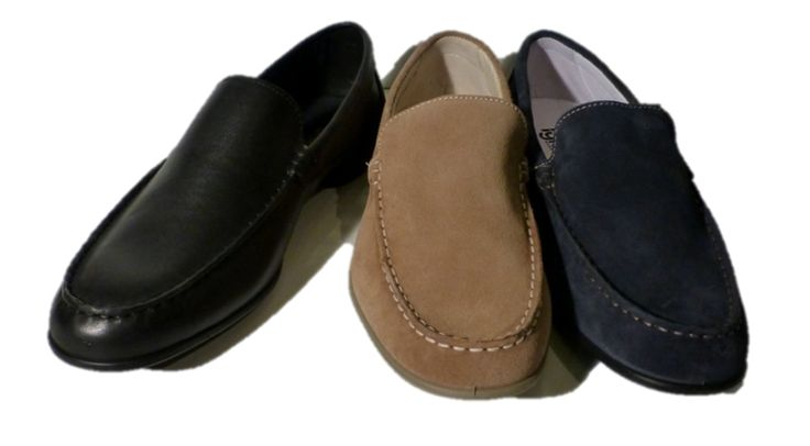 Loafers for men, made in Italy by Igi&Co 2014