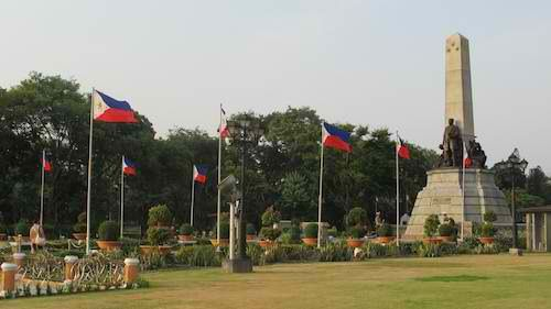 No shoot policy at Rizal Park and Intramuros - http://outoftownblog.com/no-shoot-policy-at-rizal-park-and-intramuros/