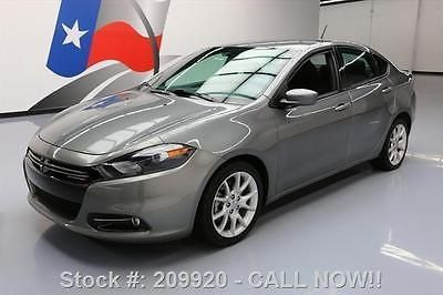 awesome 2013 Dodge Dart RALLYE 2.0L AUTOMATIC ALLOY WHEELS - For Sale View more at http://shipperscentral.com/wp/product/2013-dodge-dart-rallye-2-0l-automatic-alloy-wheels-for-sale/