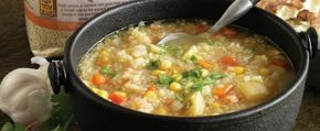 Sopa de Quinua is a traditional South American soup that warms the soul and nourishes the body. This dish is a vegetarian's dream- hearty and filling, with a wonderful nutritional profile and a beautiful flavor that will make you feel like you just touched down in Peru for dinner. Serve this with some crusty bread …