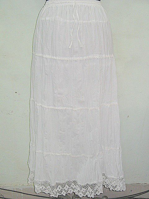 ART Clear  Sky Skirts    For our other Products  Please visit  www.premiumtowelexportindia.com