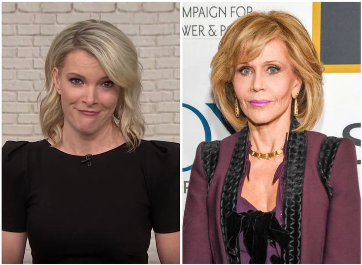 """Megyn Kelly Tears Into Jane Fonda About Plastic Surgery, 'Hanoi Jane': """"Honestly, she has no business lecturing anyone on what qualifies as offensive.""""gyn Kelly attacked Jane Fonda during her show on Monday, spending several minutes blasting the actress for her anti-Vietnam War activism and for refusing to talk to Kelly months ago about plastic surgery."""