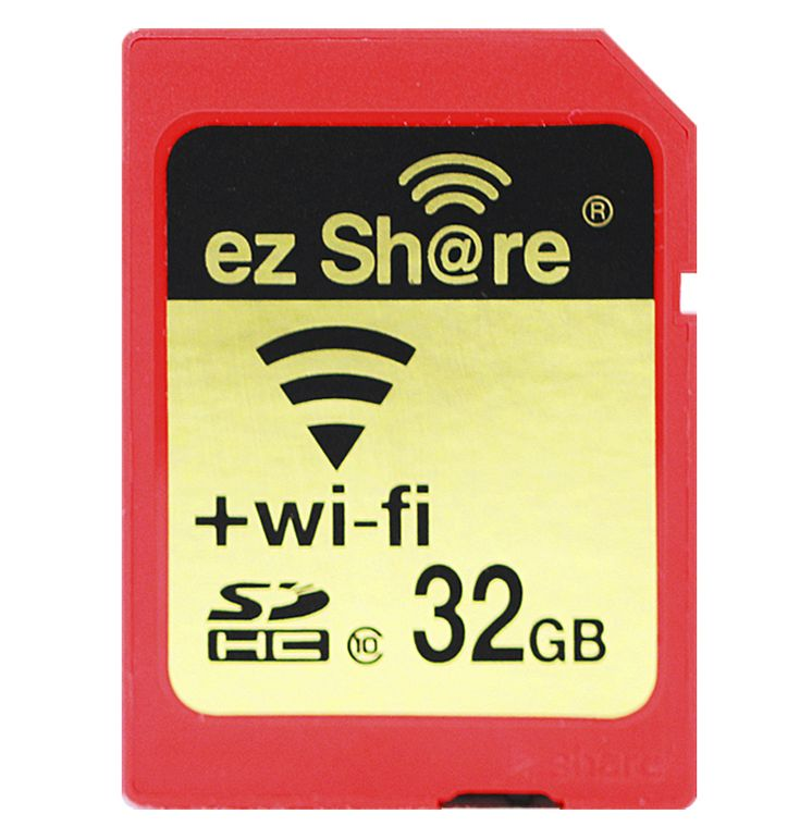 Brand ez Share 4G 8GB 16GB 32G WiFi SD Card Class 10 Memory Card For Digital Camera Photographer Shower Casio Android iOS Device