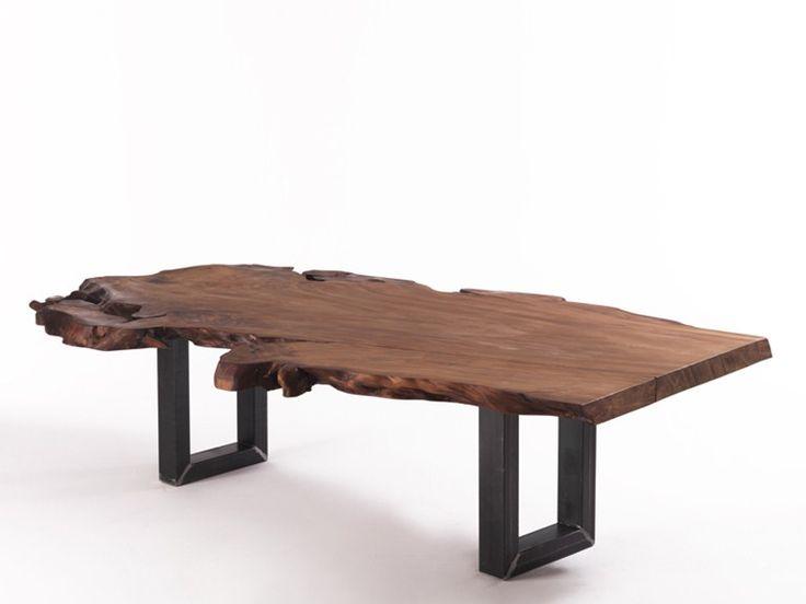 Bien connu Oltre 25 fantastiche idee su Tavolo in tronco di albero su  CQ12