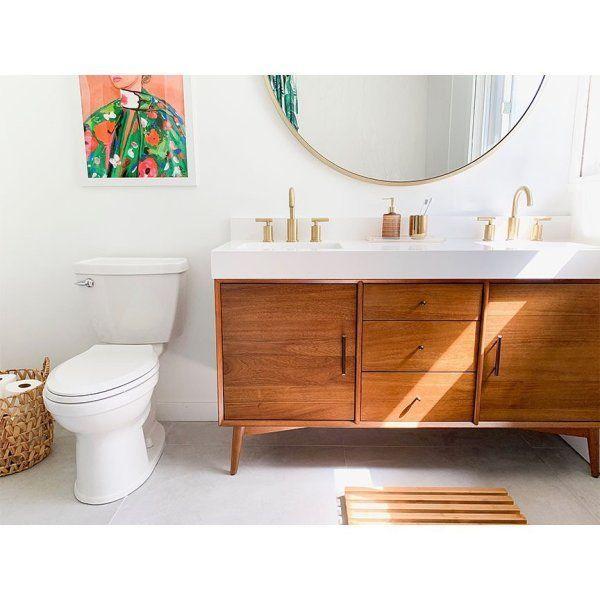 Categorymodern Home Decor Interior Design Saleprice 40 Mid Century Modern Bathroom Modern Bathroom Vanity Small Bathroom Makeover