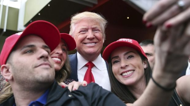 Almost half of Australians think Australia should step back from its alliance with the United States if Donald Trump is elected president, according to a new poll from foreign policy think-tank the Lowy Institute.