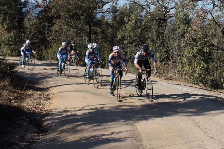 Michela Fanini Team, il ciclismo femminile a Strade Bianche
