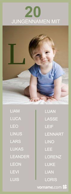 Jungennamen mit L