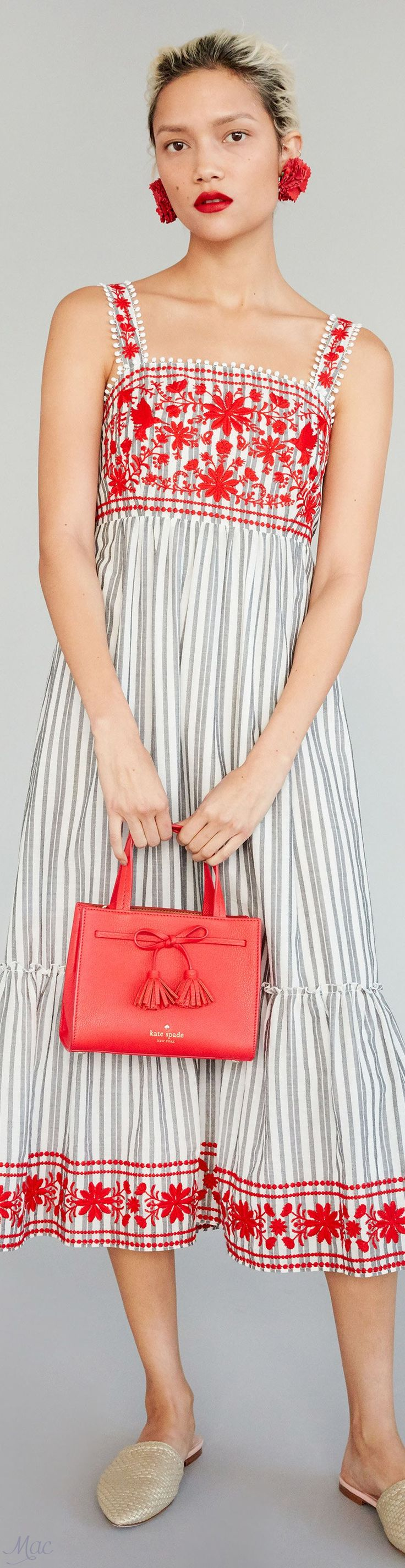 Pre-Fall 2017 Kate Spade New York