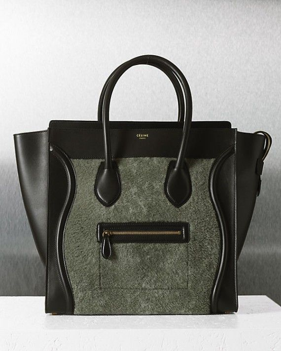 not normally a fan of the two-colour totes, but this one i quite ...