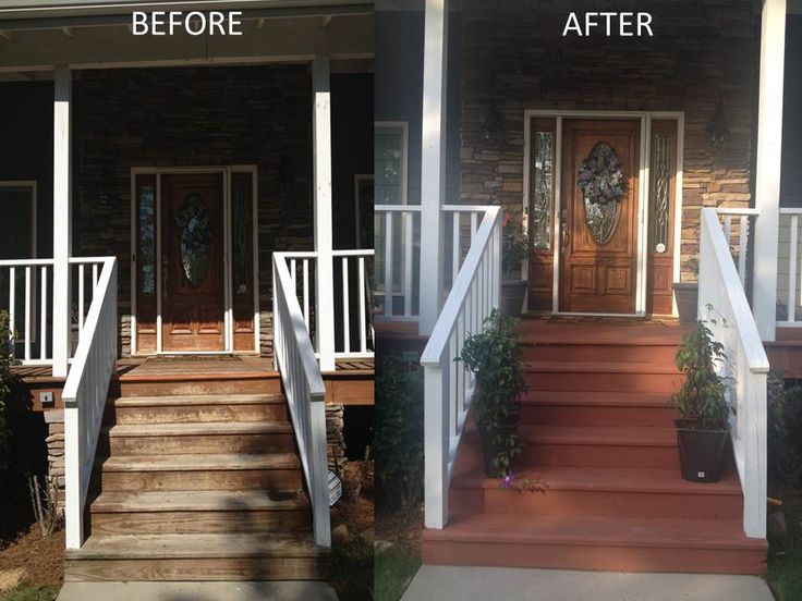 Deck Stain Colors Behr