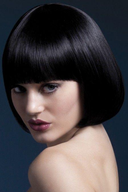 Mia Wig in Black