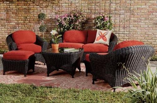 Martha Stewart Kmart Lawn Furniture