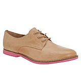 Love the colour and pink sole! with skinny coloured jeans and ribbon laces yes!: Gentle Kiss