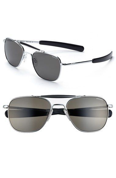 5339b05b317 Randolph+Engineering+ Aviator+II +55mm+Polarized+Sunglasses +available+at+ Nordstrom