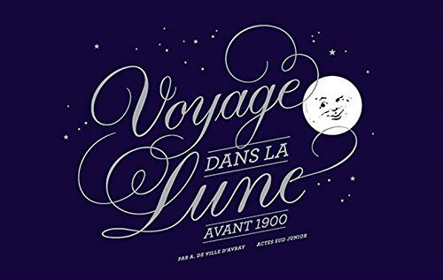 Nouveauté Actes Sud Junior : Voyage dans la lune avant 1900 : Les Sandales d'Empédocle librairie jeunesse