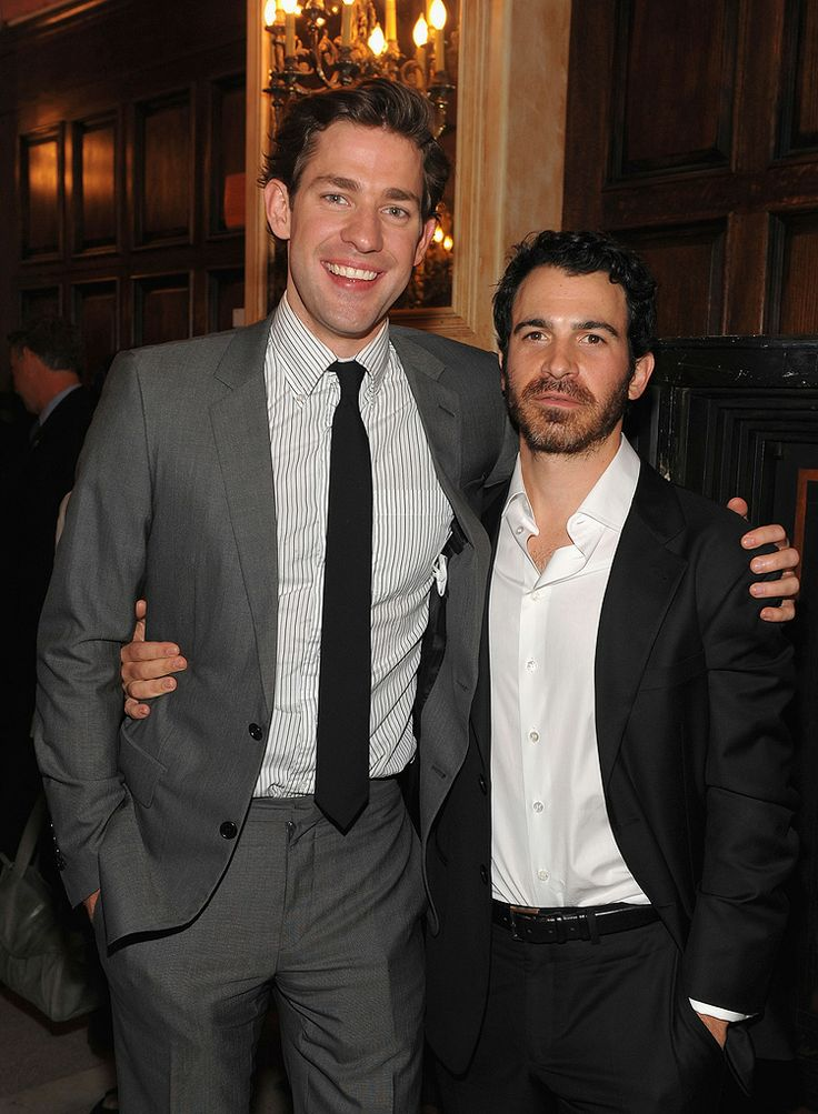 John Krasinski & Chris Messina...omg can't handle it