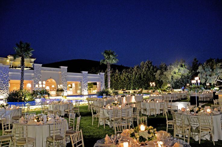 Ktima Orizontes - Wedding - exterior view
