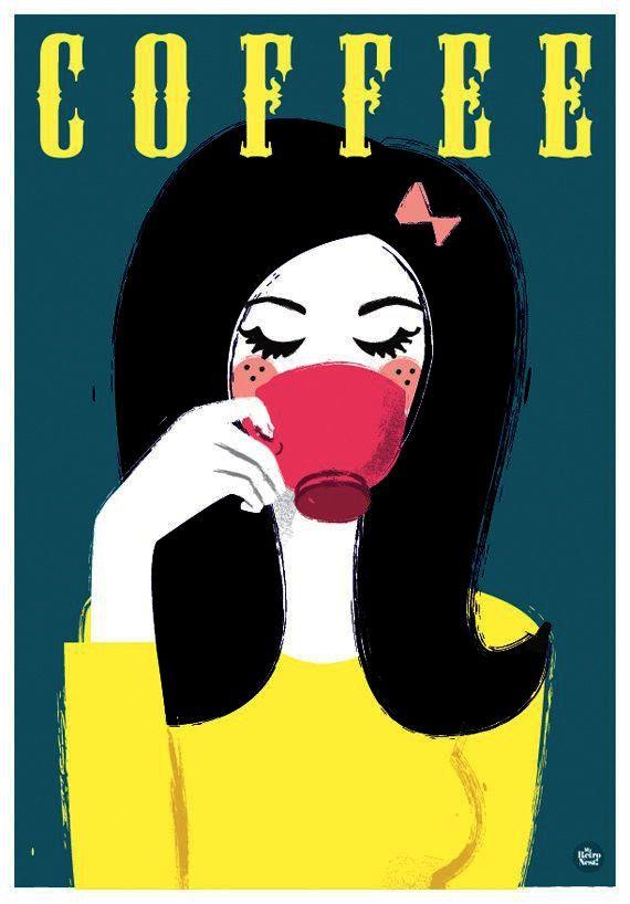 Coffee Ground Vomit An Jazz Instrumental Coffee Time Compilation Coffee Art Print Best Espresso Coffee Drinks