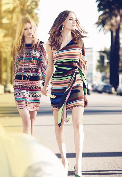 Multi color dresses