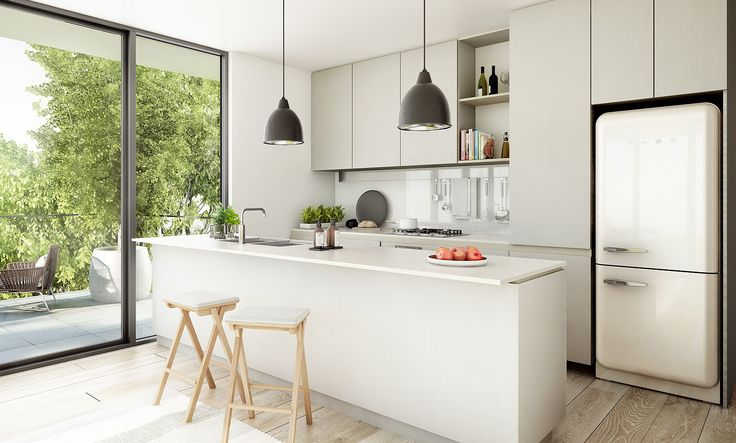St George | Multi-residential | Melbourne Architecture & Interior Design visualisation by Earl St